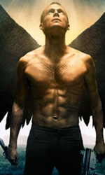 Legion: primo sguardo a Paul Bettany - Il promo art di Legion