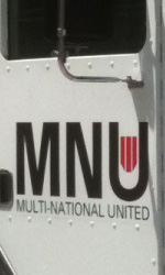 District 9: il camion della MNU - Il camion della MNU