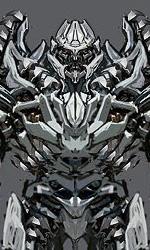 Transformers 3: vedremo Unicron? - Concept art di Josh Nizzi di Megatron