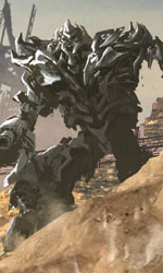 Transformers 3: vedremo Unicron? - Concept art di Ryan Church di Palm Dale Quarry