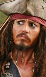 Pirates of the Caribbean 4: le riprese cominceranno la primavera del 2010 - Jack Sparrow (Depp) torner� per una nuova avventura
