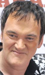 Bastardi senza gloria: photo call e premiere a Berlino - Quentin Tarantino e Brad Pitt