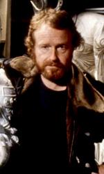 Ridley Scott dirigerà il prequel di Alien - Scott e la Weaver sul set di Alien