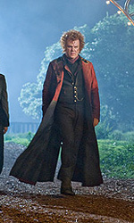 The Vampire's Assistant: il teaser poster - Larten Crepsley (John C. Reilly)