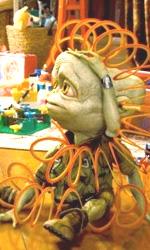 Alieni in soffitta: incontri ravvicinati di terzo tipo - Un film sulla scia di Gremlins e I Goonies