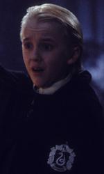 Harry Potter e la pietra filosofale avrà un'edizione estesa? - Draco Malfoy (Tom Felton) e Harry (Daniel Radcliffe)