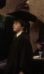 Harry Potter e la pietra filosofale avrà un'edizione estesa? - La Mcgranitt (Maggie Smith) ed Harry (Daniel Radcliffe)