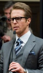Iron Man 2: Whiplash indosser� una seconda Mark suit? - Justin Hammer (Sam Rockwell)