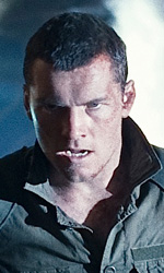 Sam Worthington parla delle reazioni al trailer di Avatar - Marcus (Worthington)