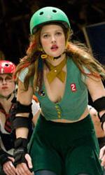 Whip it: uscito il poster con Ellen Page - Smashley Simpson, Babe Ruthless e Malice in Wonderland