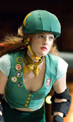 Whip it: uscito il poster con Ellen Page - Smashley Simpson