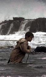 Nel paese delle creature selvagge: i character poster - Max mentre tira la barca