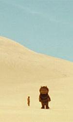 Nel paese delle creature selvagge: i character poster - Max e Carol