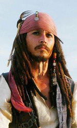 Pirates of the Caribbean: On Stranger Tides senza Johnny Depp? - Johnny Depp nei panni di Jack Sparrow