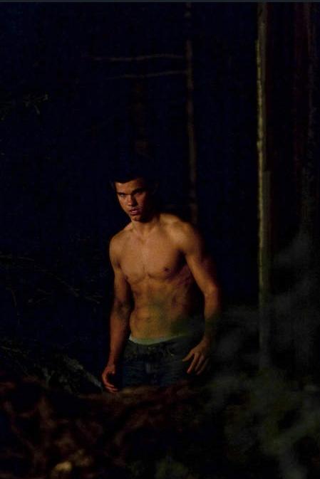 In foto Taylor Lautner (24 anni)