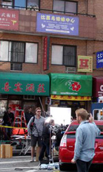 The Other Guys: prime immagini di Will Ferrell e Mark Wahlberg - Il set
