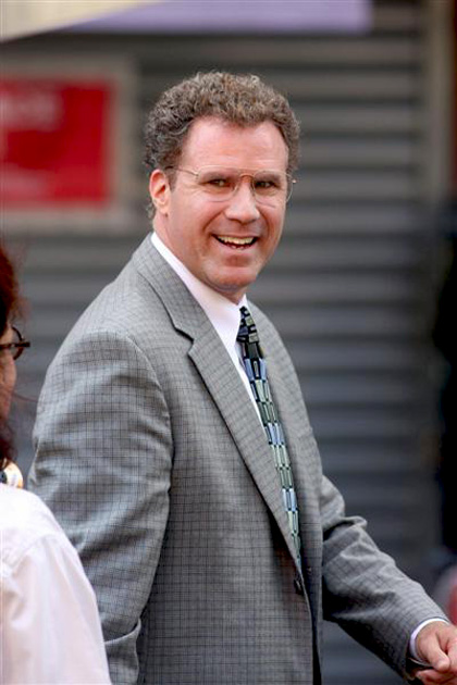 In foto Will Ferrell (49 anni)