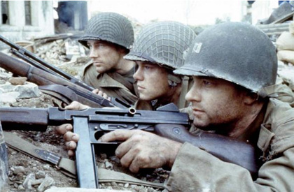The View  The Cast of Saving Private Ryan 1998 Part 3 of 4