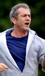 In foto Mel Gibson (61 anni)