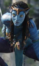 Avatar: nuove immagini dei Na'vi - Neytiri