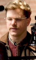 Soderbergh parla del suo film di spionaggio Knockout - Steven Soderbergh e Matt Damon