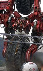 Michael Bay inizia a lavorare a Transformers 3 - Il concept art di Constructicons