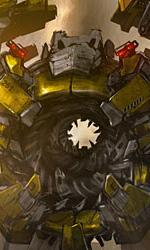 Michael Bay inizia a lavorare a Transformers 3 - Il concept art di Devastator