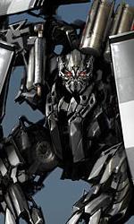 Michael Bay inizia a lavorare a Transformers 3 - Il concept art di Constructicons - Cement Mixer