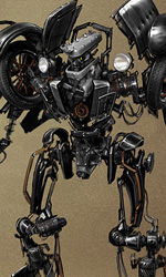 Il concept art di Model T - 