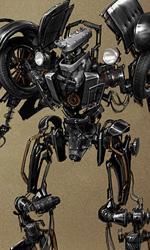 Michael Bay inizia a lavorare a Transformers 3 - Il concept art di Model T