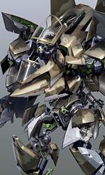 Michael Bay inizia a lavorare a Transformers 3 - Il concept art di Firestorm