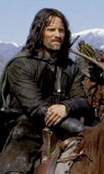 The Hobbit non � pi� in pericolo - Aragorn, Legolas e Gandalf