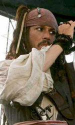 Pirates of the Caribbean 4: il film � basato sul libro di Tim Powers - Jack Sparrow