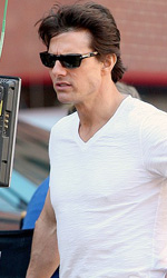 Wichita: prime foto di Cruise e della Diaz - Tom Cruise