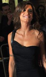 Fantastic Mr. Fox: premiere mondiale a Londra - Elisabetta Canalis e George Clooney