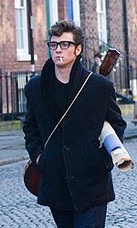 Nowhere Boy: poster e prime immagini - John Lennon (Aaron Johnson)