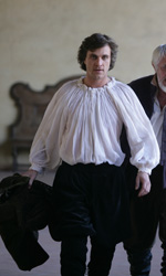 Il falco e la colomba: intervista a Davide Paganini - Il pubblico si appassioner� alla serie?