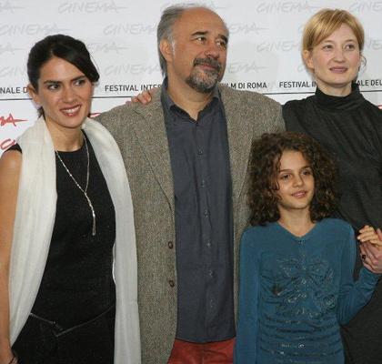 In foto Giorgio Diritti (57 anni)