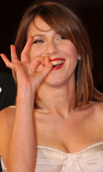 Oggi sposi: il red carpet - Dario Bandiera con Isabella Ragonese