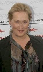 Meryl Streep incontra il pubblico al Festival del Film di Roma - Sorpresa anche al 36esimo ciak