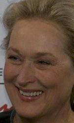 Meryl Streep incontra il pubblico al Festival del Film di Roma - I ruoli scomodi e il silenzio di Bob