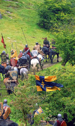 Robin Hood: nuove foto dal set