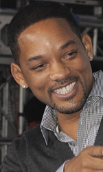 Michael Jackson's This Is It: le proiezioni nel mondo - L'attore Will Smith (Los Angeles, California)