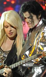 Michael Jackson's This Is It: le proiezioni nel mondo - Una foto del concerto