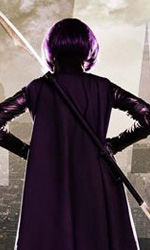Kick-Ass: primi character poster - Hit Girl