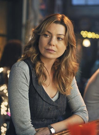 In foto Ellen Pompeo (44 anni)