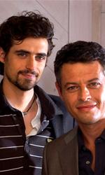 Distretto di polizia 9: intervista a Flavio Parenti - C'� un attore a cui ti ispiri?
