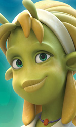 Planet 51: i wallpaper - Neera
