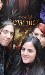 The Twilight Saga: New Moon: un grande esordio al botteghino - Un successo da record