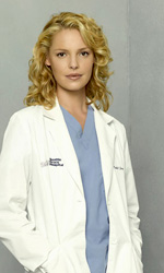 5x1: Katherine Heigl, fascino mormone - Grey's anatomy